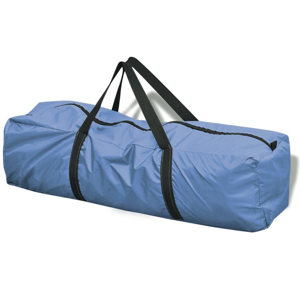 acheter vidaxl tente pour 6 personnes jaune pas cher. Black Bedroom Furniture Sets. Home Design Ideas