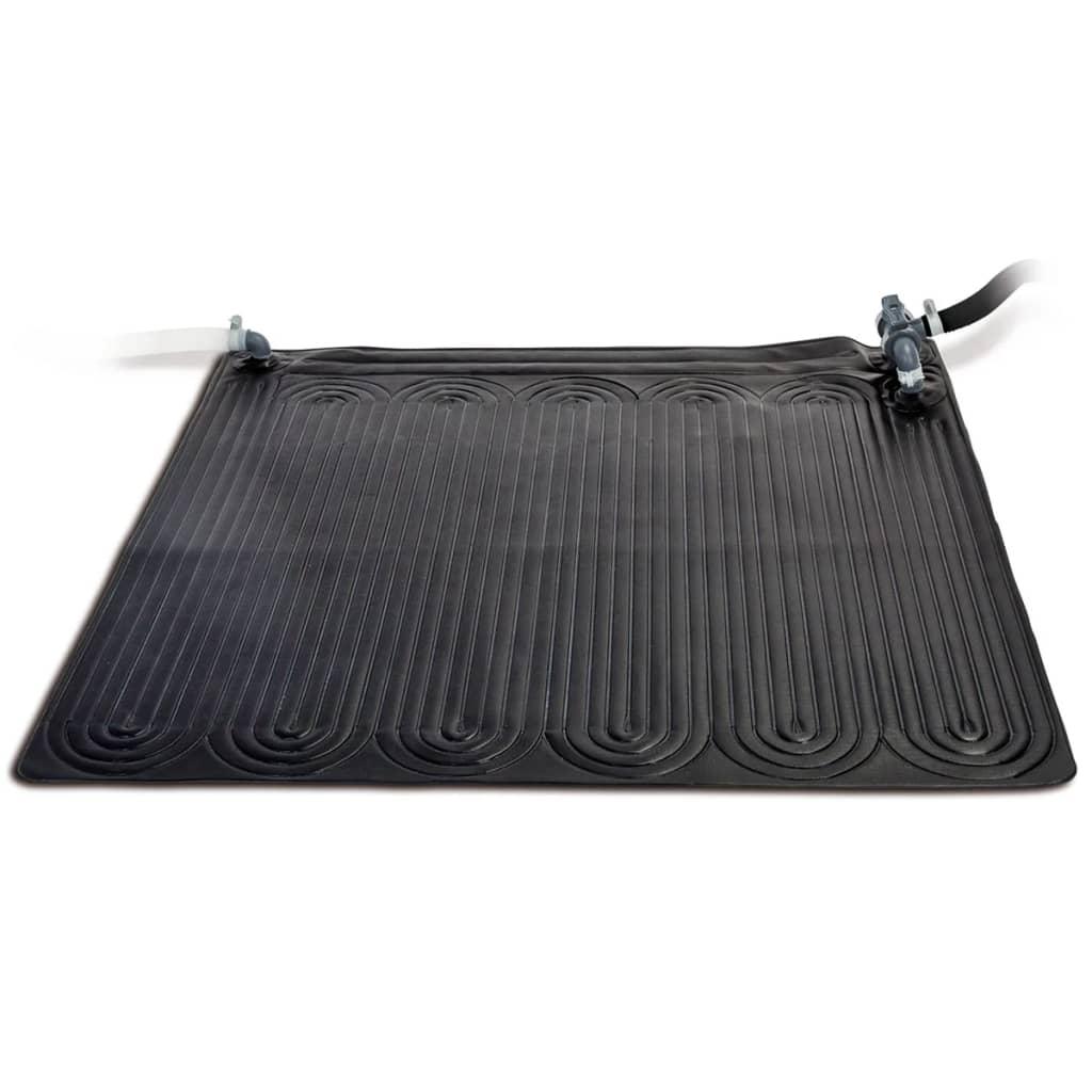 Intex 28685 napelem fűtött PVC szőnyeg 1,2 x m fekete