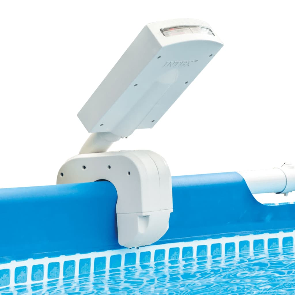 Acheter intex projecteur de piscine led pas cher for Projecteur piscine