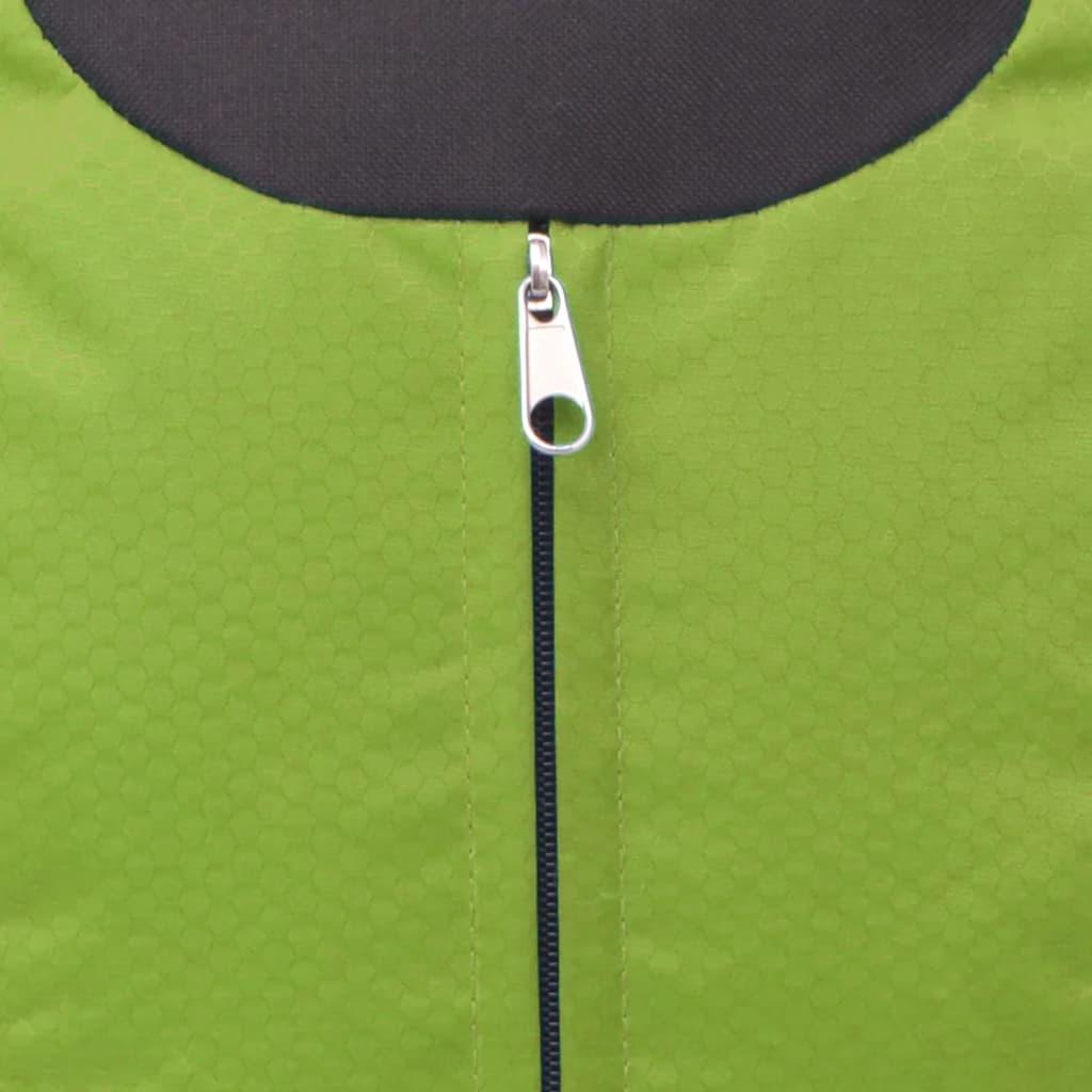 acheter vidaxl sac dos de randonn e 40 l noir et vert pas cher. Black Bedroom Furniture Sets. Home Design Ideas
