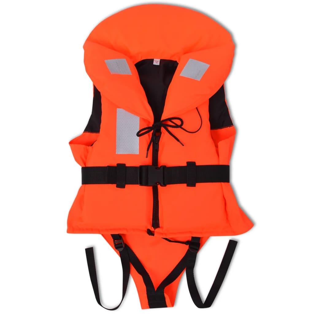 vidaXL 100 N 10-20 kg gyerek mentőmellény