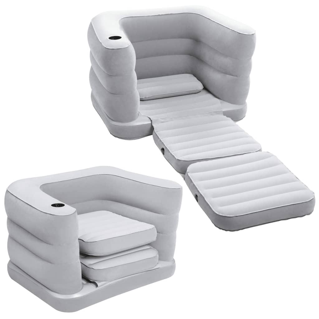 Bestway Multi Max II 1-személyes felfújható fotelágy